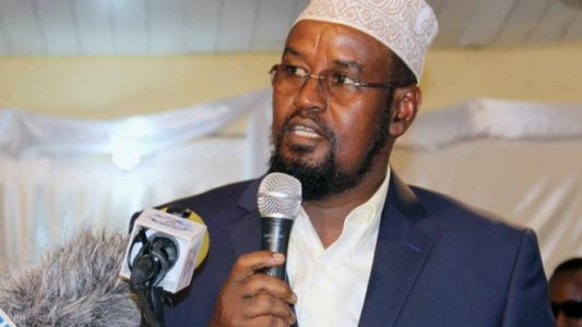 Intrigues of three Kenyans in race for Jubaland president