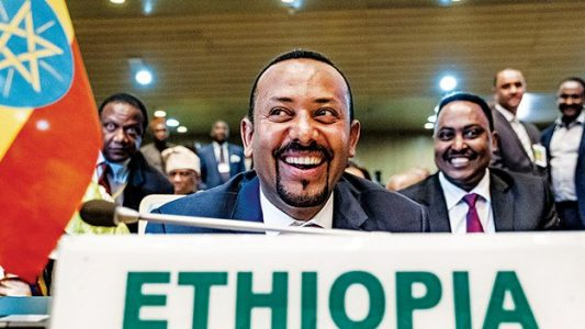 Nobel Peace Prize for Ethiopia PM Abiy Ahmed called 'well-deserved honor'