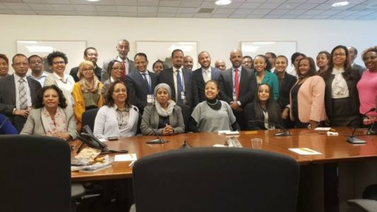 Ethiopians Working In World Bank Express Readiness To Contribute For Ongoing Reform
